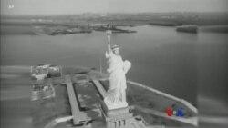 ေဆာက္လုပ္ေနဆဲ Liberty ရုပ္ထု ျပတုိက္