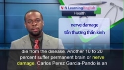 Anh ngữ đặc biệt: Weather Predicts Diseases (VOA)