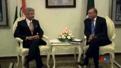 2015-03-03 美國之音視頻新聞: 印巴外交國務秘書會面