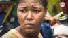 Esta mujer de nacionalidad haitiana vivió por tres años en Santiago de Chile, trabajando en labores de limpieza y tras ahorrar lo suficiente empacó sus maletas con dirección al norte en busca de más oportunidades para ella y su familia.
