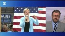 Элизабет Уоррен закрепляет лидерство в президентской гонке демократов