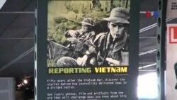 Ảnh chiến trường đưa người Mỹ trở lại Chiến tranh Việt Nam