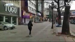 Ankara'da Kızılay Meydanı'nda Sessizlik Hakim