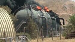Attack on Iraq Oil Facilities