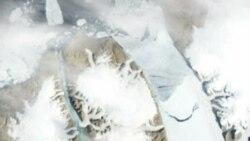 Grönland'dan Dev Buzdağı Koptu