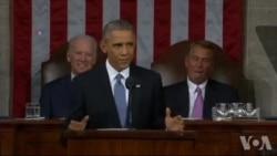 奥巴马总统国情咨文演说:中产阶级经济