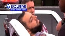 美國以恐怖主義罪名起訴紐約爆炸嫌疑人