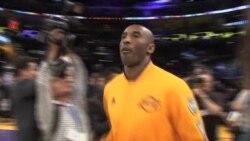Kobe se despide por lo alto
