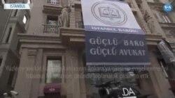 İstanbullu Avukatlardan Ankara'daki Baro Başkanlarına Destek