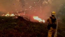 California Wildfires Worst in Decades