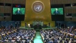 Agenda Sidang Majelis Umum PBB