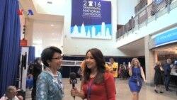 Sosok Perempuan Indonesia Aktivis Pendukung Hillary Clinton