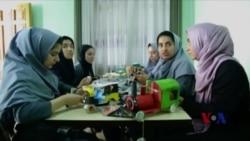 阿富汗机器人女团被拒签 决定远程参赛