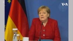 德國總理繼續要求與普京舉行峰會
