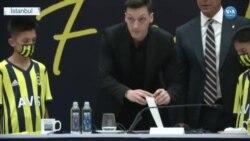Fenerbahçe'den Mesut Özil İçin İmza Töreni