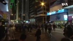 港人示威紀念6/9百萬人大遊行一周年