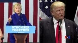 2016-09-26 美國之音視頻新聞: 週一總統辯論可能成為競選的決定性時刻