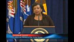 Lynch Talks about D.M. Police Shooting