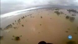 Operações de resgate na Beira, cidade devastada depois de ciclone Idai