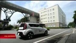 Truyền hình VOA 17/7/18: VN phát triển xe tự lái, đặt mục tiêu 'hàng đầu thế giới'