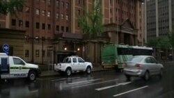 Interrumpen juicio de Oscar Pistorius