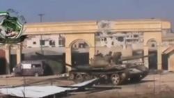 敘利亞叛軍繼續挺進阿薩德頑抗