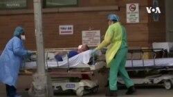紐約州疫情死亡數字破萬 州長宣布最壞情況已經過去