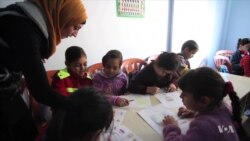 Broken Link Threatens Identity of Syrian Refugee Children