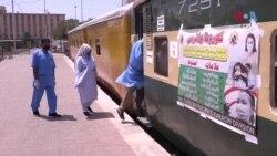 کرونا کے سبب ٹرینیں بند، بوگیاں آئسولیشن وارڈز میں تبدیل