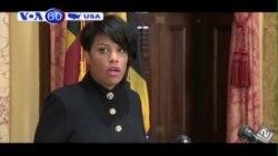 Sa thải Cảnh sát trưởng Baltimore vì tỷ lệ phạm tội gia tăng (VOA60)