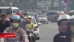 Ô nhiễm không khí ở Hà Nội tăng cao tới mức đáng lo ngại
