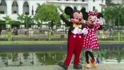 ျမန္မာျပည္ေရာက္ Walt Disney