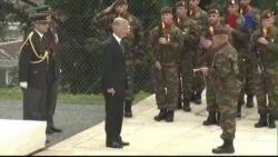 Các cựu thù cùng kỷ niệm ngày Thế chiến thứ Nhất bùng nổ
