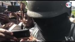 Polisye Group Phantom 509 la Voye yon Mesaj bay Otorite yo pou Eksplike Byen Fonde Manifestasyon an