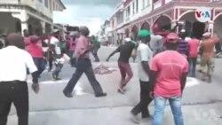 Opozisyon an nan Okay Manifeste pou Mande Depa Prezidan Jovenel Moïse