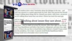 Manchetes Americanas 24 Outubro: Hillary e Trump frustram eleitores