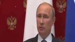 烏克蘭駁斥普京推遲公投建議