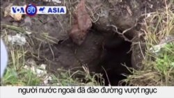 Indonesia truy lùng tù nhân vượt ngục