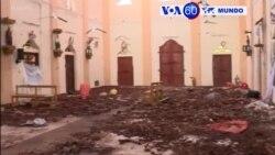 Manchetes Mundo 24 Abril: Sri Lanka: Presidente Sirisena visita a Igreja de São Sebastião em Negombo