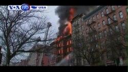 Phát hiện hai thi thể sau vụ nổ ở thành phố New York (VOA60)