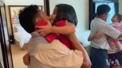 被缅甸监禁的两名路透社记者获释出狱