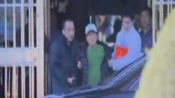台灣前總統陳水扁星期一保外就醫