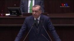 """Erdoğan: """"Katar Ölüme Mahkum Edildi"""""""