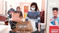 Як волонтери можуть допомогти ресторанам та медикам у час пандемії. Відео