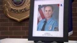 Mujer policía acribillada en primer día de trabajo