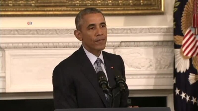 President Obama Talks About Russia's Actions in Syria