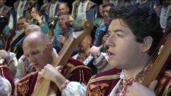 Історичний концерт бандуристів із України й Америки відбувся в Києві. Відео