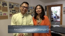 Warung VOA Ramadan: Museum Sejarah Amerika (4)