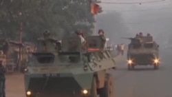 陷入暴力的中非共和國宣佈加速權力過渡