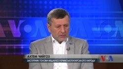 Що означає бути полоненим російського режиму – інтерв'ю з Ахтемом Чийгозом. Відео